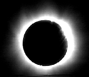 the solar eclipse