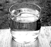 sensory meditation on water