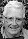 James Lovelock, author of the Gaia theory.